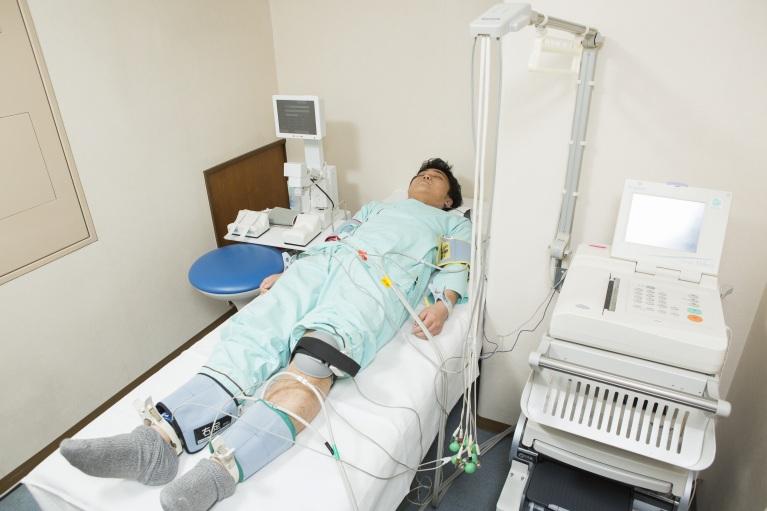 血圧脈波検査(CAVI)について